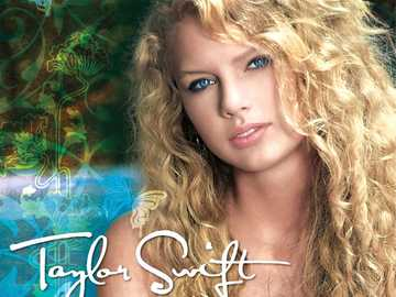 Taylor Swift - copertina dell'album di debutto di Taylor Swift