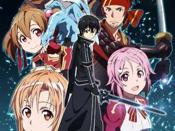 I sopravvisuti di SAO - I sopravvissuti di SAO, nonché i migliori amici di Kazuto e protagonisti della serie di Sword Art O