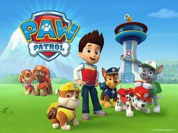 PawPatrol - Puzzles Paw Patrol