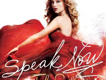 mów teraz Taylor Swift - mówić teraz taylor swift album