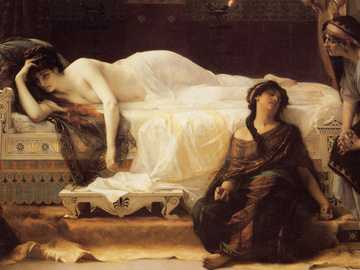 """""""Phaedra"""" - """"Phaedra"""" is a work by Alexandre Cabanel, a French painter."""