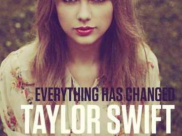 Taylor Swift - Taylor Swift wszystko się zmieniło