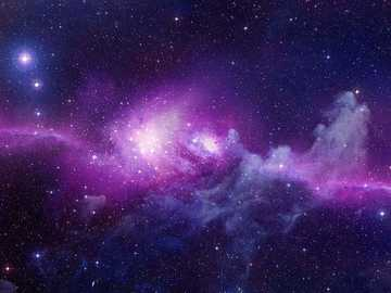 Przestrzeń kosmiczna - Robię to ze względu na powiększenie Martu i dla zabawy.