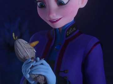 Teen Elsa - Teen Elsa d'Arendelle