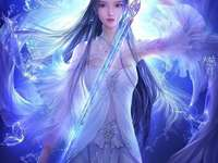 Dewi Gunung Salju