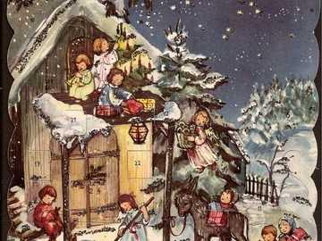 Avent - En attendant Noël - Avent - En attendant Noël