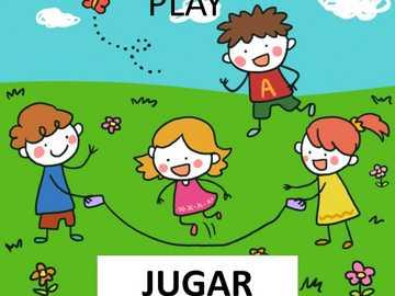 English verb for children - English verbs for children