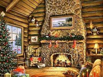 Une maison confortable =) - Une maison confortable =)