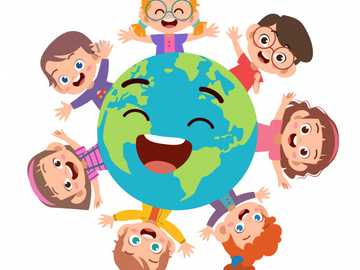 Save the planet - Let's save our planet earth and play