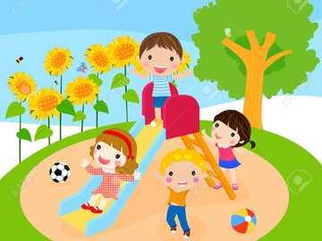 CHILDREN SECOND GRADE - PERFORMING ALL ACTIVITIES