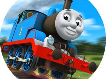Tomek and friends - Tomek's train is coming!