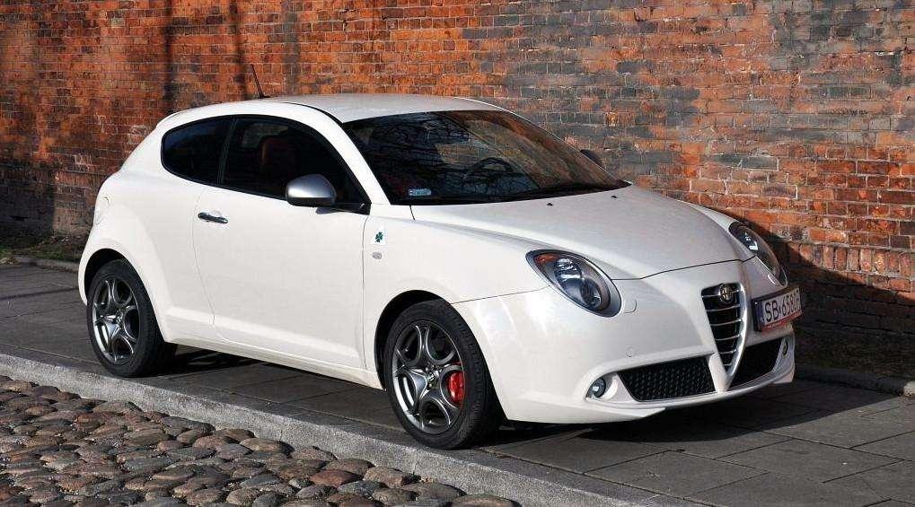 Alfa Romeo - väldigt trevligt alfa romeo (7×4)