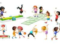 THIRD PHYSICAL EDUCATION