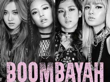 boombayah - w górę 90 cm w dół 90 cm w prawo 90 cm w lewo 90 cm