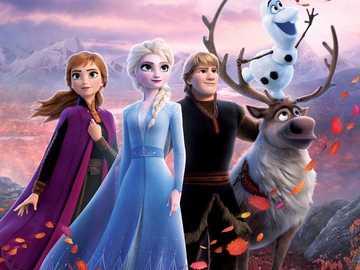 frozen aventura conjelada
