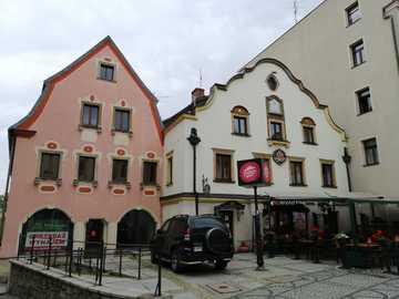 kamieniczki - Kamieniczki - Jelenia Góra