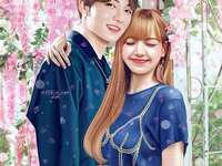 Lisa och Jungkook - Lalisa och Jungkook tillsammans