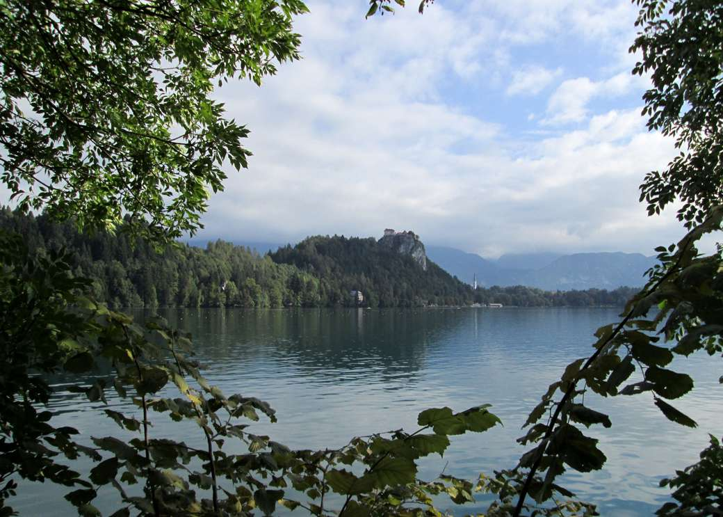 Slovenia - Slovenia on a cloudy day
