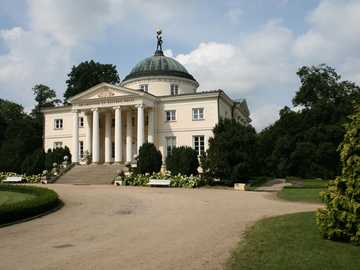 Palace in Greater Poland - Palace in Greater Poland ....