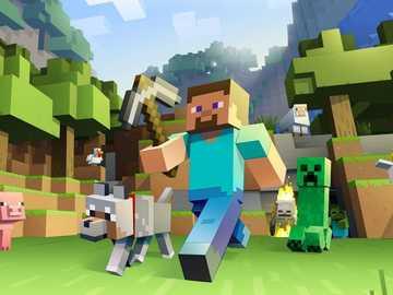 Minecraft - Minecraft и приятели