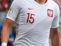 Kamil Glik - Representativ karriär Han började sin representativa karriär i det polska landslaget tills han va