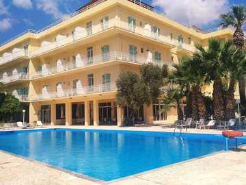 Grecia-Nea Makri-Hotel Nireus - Grecia-Hotel Nireus a Nea Makri