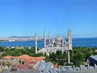 Panoráma a városra - Isztambul -------------------