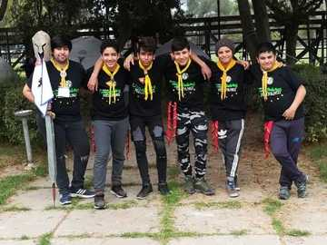 Unidad Guibor - Recuerdo campamento zonal 2019