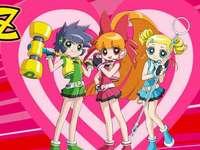 Κορίτσια Powerpuff Z