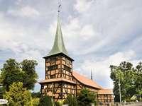 Die Kirche in Stegna