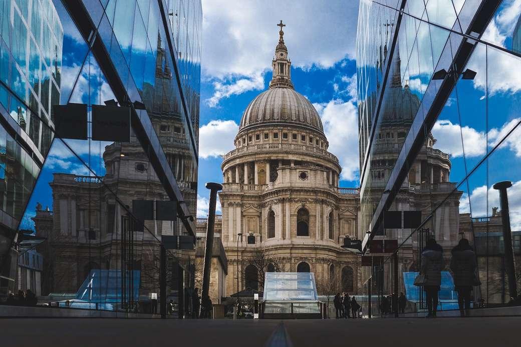 London - katedralen - ------------------------------------------- (15×10)