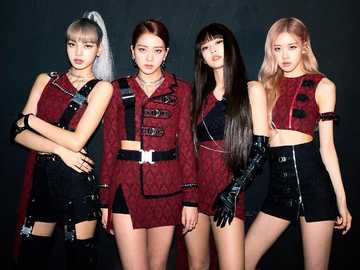 BLACKPINK - Blackpink are a South Korean girl group formed by YG Entertainment, consisting of members Jisoo, Jen