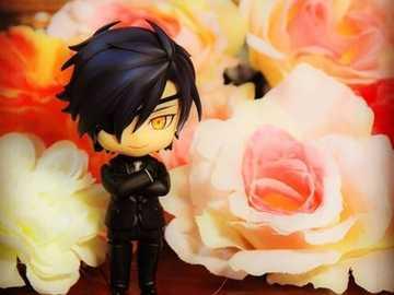 Mitsutada mitten in den Rosen - Mitsutada mitten in den Rosen