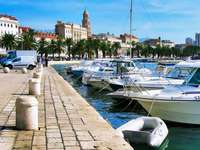 A.C.I. Split Marina ve Splitu v Chorvatsku