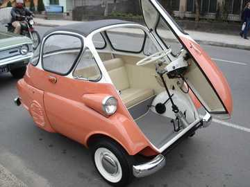 Romi-Isetta 1958 - Brazylijska Romi-Isetta - 1958