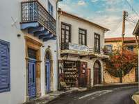 Cyprus - old street