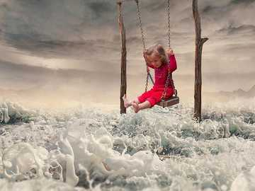 Playing in tranquility - Playing in tranquility