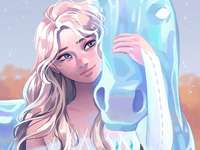 Elsa i Nokk