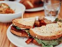 Smörgås och sidor