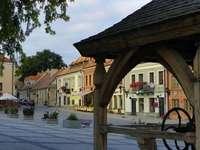 Város - Kirándulás Świętokrzyskie környékén nyáron