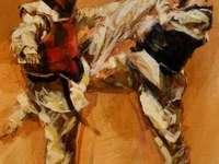 Combattez, Taekwondo