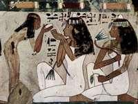 Życie codzienne w faraońskim Egipcie
