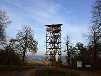 Aussichtsturm auf dem Kalvarienberg