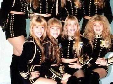 The Paquitas of the Xuxa Show - The Paquitas of the XUXA Show