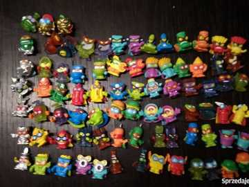 Super Zings - The entire Super Zings collection
