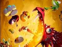 Nintendo Switch Rayman játék