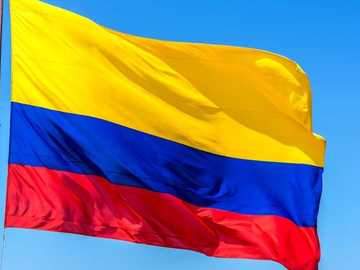 Colombia's flag - Colombian national symbol
