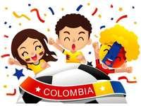 Colômbia - A Colômbia é o meu país e eu amo isso do meu coração
