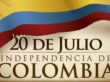 July 20 - Independence of Colombia - On July 20, the Independence of Colombia is commemorated.