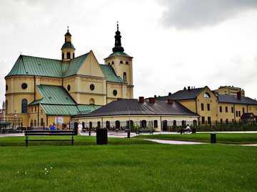 Basilika Mariä Himmelfahrt - Basilika Mariä Himmelfahrt